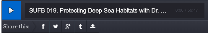 deep sea podcastrPNG