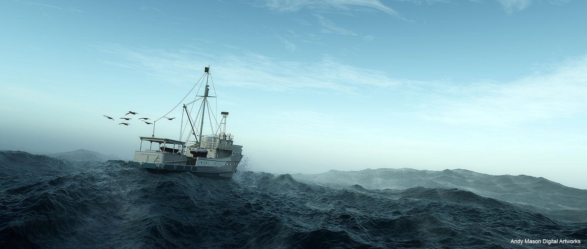 Peril on the Sea: NauticalNightmares