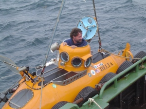 Tissot in Submersible 2003