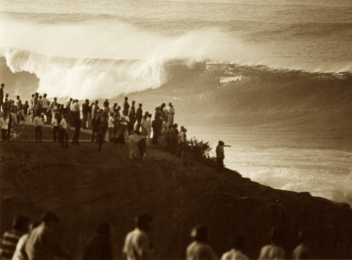 La Jolla Cove, Dec. 1969. . Photo: Dutch Vandervoort