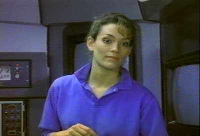 Deborah Adair as Lt. Nina Crowley