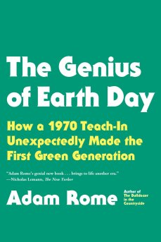 Rome Earth day Book